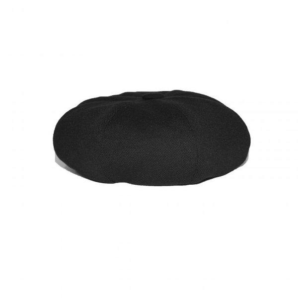 画像2: 8 PANELS BERET  BASIC BLACK