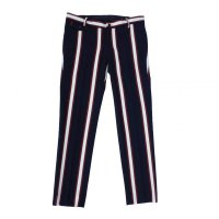 STRIPE NARROW TROUSERS
