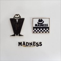 【FROM UK】VINTAGE MADNESS PINS