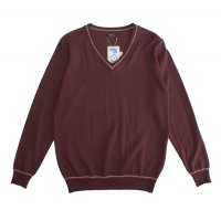 30%OFF 【FROM UK】POP V-NECK SWEATER
