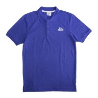 【FROM UK】LONSDALE POLO ROYAL BLUE S(UK)
