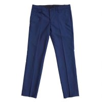 【new price】 STRETCH SLIM TROUSERS  NAVY
