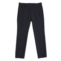 【new price】 STRETCH SLIM TROUSERS  BLACK