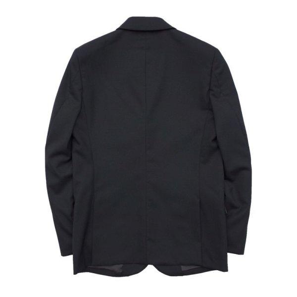 画像2:  【new price】 STRETCH 6B JACKET  BLACK