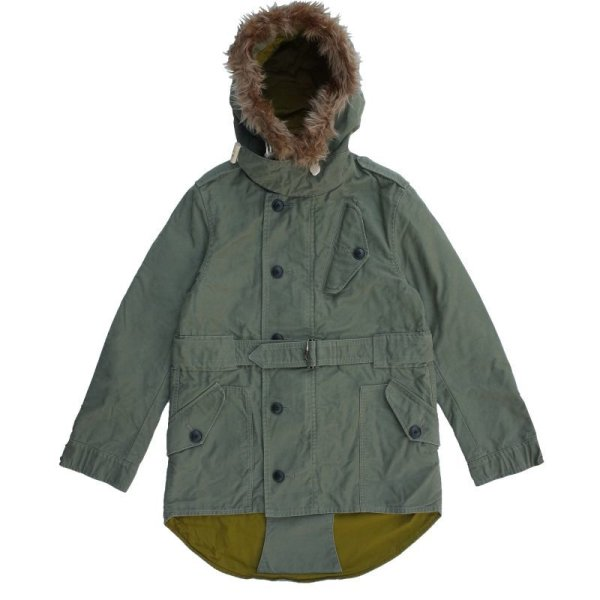 画像1: COLD WEATHER PARKA-MOUNTAIN RESCUE-  OLIVE