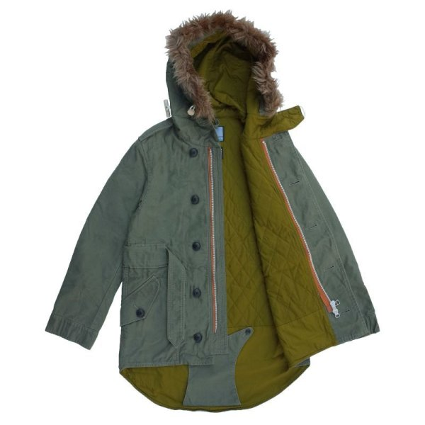 画像2: COLD WEATHER PARKA-MOUNTAIN RESCUE-  OLIVE
