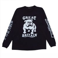 BULLDOG L/S  BLACK