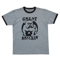 T-BULLDOG  GREY-BLACK