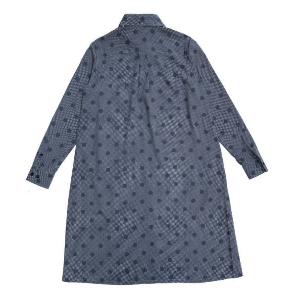 画像2: BEAGLE SHIRTS DRESS  BLUE