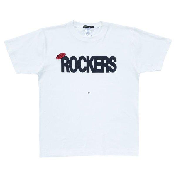 画像1: T - ROCKERS  WHITE