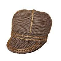 CROWN CAP  BROWN