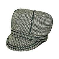 CROWN CAP  BEIGE-GREEN