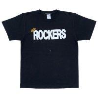 T - ROCKERS  BLACK
