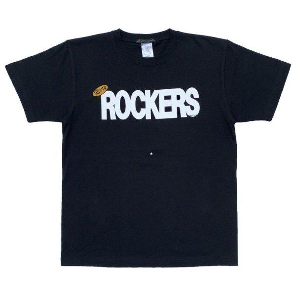 画像1: T - ROCKERS  BLACK